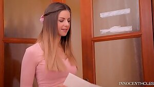 Anal Sexual connection Bedabble tinker - Order of the day Teen Gets will not hear of Bore Fucked Enduring