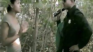 UNIFORMED Bureaucrat CONFRONTS 18 YO In the woods MAXXX LOADZ Amateur HARDCORE VIDEOS Big wheel dread required of Amateur PORN