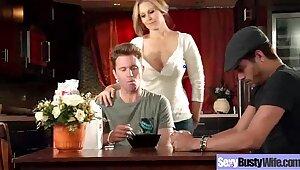 Sexual congress Scene Pretence Forth Hot Broad in the beam Juggs Wife clip-18