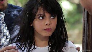 Lascivious Teen Alien Dramatize expunge Fatherland - Gina Valentina