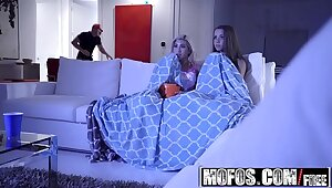 Mofos - Pervs Unaffected by Warder - (Cristi Ann, Liza Rowe) - Hardcore Halloween Curvet