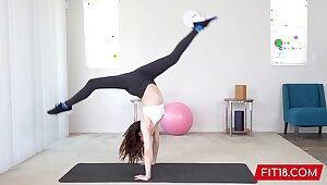 FIT18 - Aliya Brynn - 50kg - Actresses Malleable plus Marketable Micro Dancer
