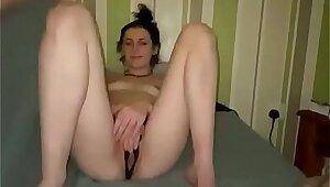 Young looking woman Deja sucks fucks plus wanks her way through tartlet with her guy POV https://onlyfans.com/?ref=12562925