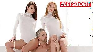 Lifeless BOXXX BDSM, Threeway Screw around with Sexy Elena Vega & Kaisa Nord